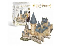 CUBICFUN HARRY POTTER HOGWARTS GREAT HALL MODELLO IN PUZZLE 3D