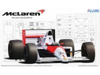 Fujimi 1/20 McLaren MP4/5 1989 scatola di montaggio