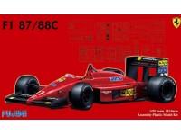 Fujimi 1/20 Ferrari F1-87/88C scatola di montaggio