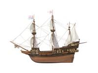 OcCre 1/85 galeone Golden Hind kit modello navale in legno