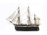 OcCre 1/75 HMS Terror kit modello navale in legno