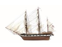 OcCre 1/60 vascello HMS Beagle kit modello navale in legno