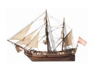 OcCre 1/85 La Candelaria kit modello navale in legno
