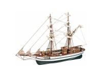 OcCre 1/65 brigantino Aurora kit modello navale in legno