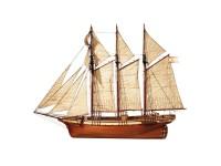 OcCre 1/58 goletta Esmeralda kit modello navale in legno