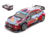 IXO MODELS 1/24 HYUNDAI i20 WRC N.11 RALLY MONTE CARLO 2019 MODELLINO