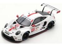 SPARK MODEL 1/43 PORSCHE 911 RSR N.911 GTLM CLASS 24 ORE DAYTONA 2020 MODELLINO