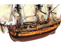 OcCre 1/54 nave oceanografica Endeavour kit modello navale in legno