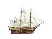 OcCre 1/45 vascello mercantile Bounty kit modello navale in legno