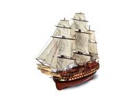 OcCre 1/70 vascello Montanes kit modello navale in legno