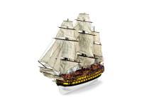OcCre 1/70 vascello San Ildefonso modello navale in legno
