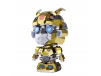 Mu Model Transformers Bumblebee modello in metallo da montare