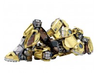 Mu Model Transformers Transformers T6 - Bumblebee kit in metallo da montare