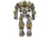 Mu Model Transformers T5 -Leader Grade: movable Bumblebee kit in metallo 3D