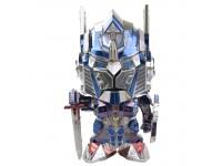 Mu Model Transformers T5 - Optimus Prime Changable Head kit in metallo da montare