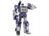 Mu Model Transformers G1 - Soundwave modello in metallo da montare