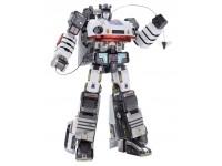 Mu Model Transformers G1 - Jazz modello in metallo da montare