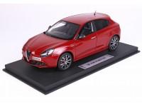 RGM Design 18 Alfa Romeo Giulietta Veloce 2018 rosso competizione modellino