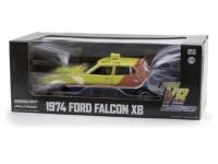 Greenlight 1/18 First of the V8 Interceptors (1979) Ford Falcon XB 4-Door Sedan M.F.P. modellino
