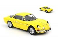 NOREV 1/18 ALPINE A110 1600S 1969 GIALLA MODELLINO