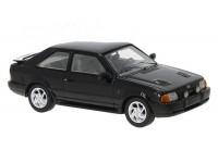 NEO SCALE MODELS 1/43 FORD ESCORT MK4 RS TURBO 1986 NERA MODELLINO