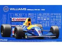 Fujimi 1/20 Williams FW14B 1992 scatola di montaggio