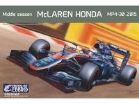 Ebbro 1/20 McLaren Honda MP4-30 2015 scatola di montaggio