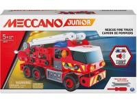 Cotruzioni Meccano junior Camion dei pompieri