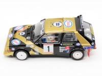 SRC SERIE CHRONO LANCIA DELTA S4 PRINCIPE DELLE ASTURIE 86 MODELLINO SLOT CAR