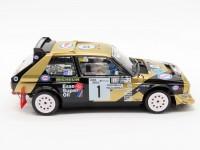 SRC SERIE CHRONO LANCIA DELTA S4 COSTA BRAVA 86 MODELLO SLOT CAR