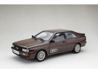 Sun Star 1/18 Audi Quattro 1983 Havana Brown diecast con aperture