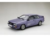 Sun Star 1/18 Audi Quattro 1983 Purple modello diecast