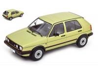 MODELCAR GROUP 1/18 VW GOLF II GTI VERDE CHIARO METALLIZZATO MODELLINO