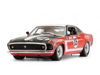 BRM 1/24 Mustang boss 302 1969 Bud Moore Team n.15 Parnelli Jones slot car