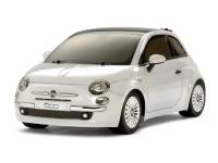 Tamiya 1/10 RC Fiat 500 modello radiocomandato