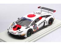 SPARK MODEL 1/43 TEAM JAPAN LAMBORGHINI HURACAN GT3 N.519 VITTRIA FIA GT CUP VALLELUNGA 2019 MODELLINO