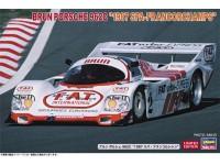 Hasegawa 1/24 Brun Porsche 962C 1987 SPA Francorchamps modellino da montare