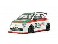 NSR 1/32 Abarth 500 Assetto Corse Casrol bianca n.6
