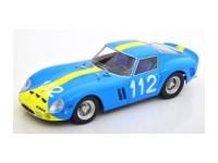 KK-SCALE 1/18 FERRARI 250 GTO N.112 TARGA FLORIO 1964 MODELLINO