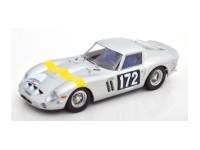 KK-SCALE 1/18 FERRARI 250 GTO N.172 VITTORIA TOUR DE FRANCE AUTOMOBILE 1964