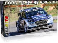 Belkits 1/24 Ford Fiesta RS WRC tour de Corse 2017 kit di montaggio