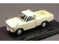 EBBRO 1/43 DATSUN TRUCK 1300 1966 COLOR AVORIO