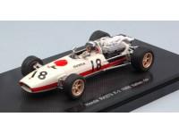 EBBRO 1/43 HONDA RA273 RICHIE GINTHER GP ITALIA 1966 MODELLINO