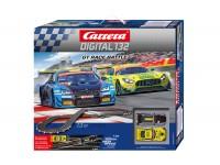 Carrere Digital 132 pista elettrica digitale GT Race Battle BMW M6 GT3 vs Mercedes-AMG GT3