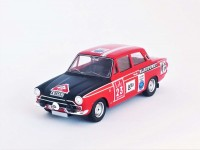 TROFEU 1/43 FORD CORTINA LOTUS N.23 RALLY MILLE LAGHI 1965