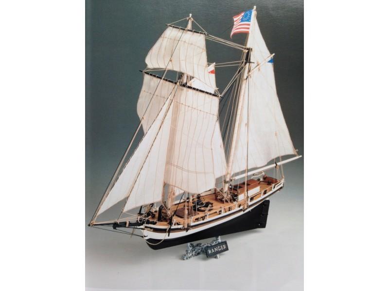 COREL SM55-RANGER CATTER AMERICANO DEL 1823
