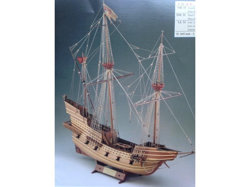 COREL SM31-GALEONE VENETO Nave armata del secolo XVI