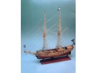 COREL SM20-AMPHION Yacht armato svedese del secolo XVIII