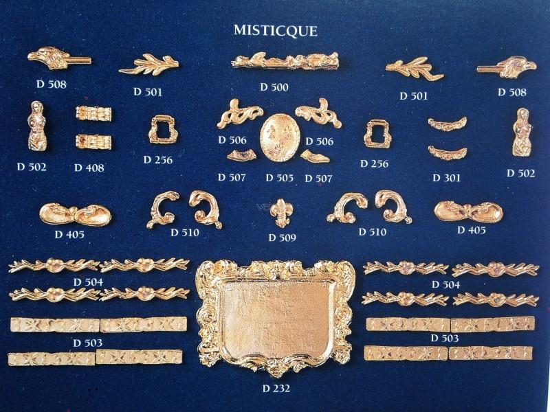 Serie completa decorazioni Misticque