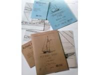 Set disegni e istruzioni HMS Unicorn DM11 Corel